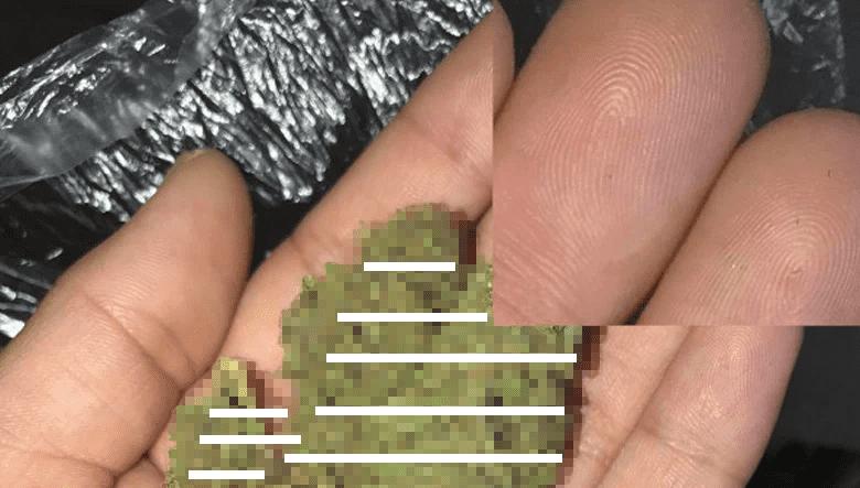 DarkNet'te İllegal Satış Yapan Bir Kişi, Fotoğraftaki Parmak İzinden Yakalandı