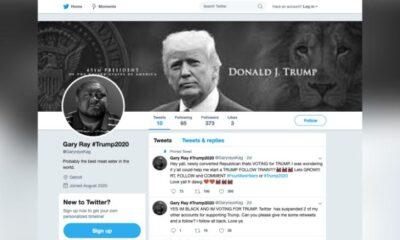 Twitter Siyahi Trump Destekçisi Gibi Davranan Fake Hesapları Askıya Aldı