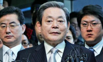 Samsung'un Patronu Lee Kun-hee 78 Yaşında Hayatını Kaybetti