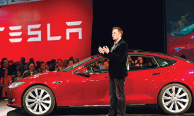 Tesla Hisseleri Rekor Otomobil Satışlarına Rağmen %7 Düştü