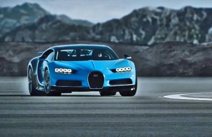 Sahibinden 50 Milyon Liralık 2020 Model Bugatti