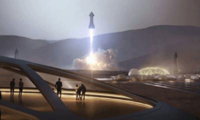 Elon Musk 2024'te Mars'a İlk Uzay Gemisini Göndermek İstiyor