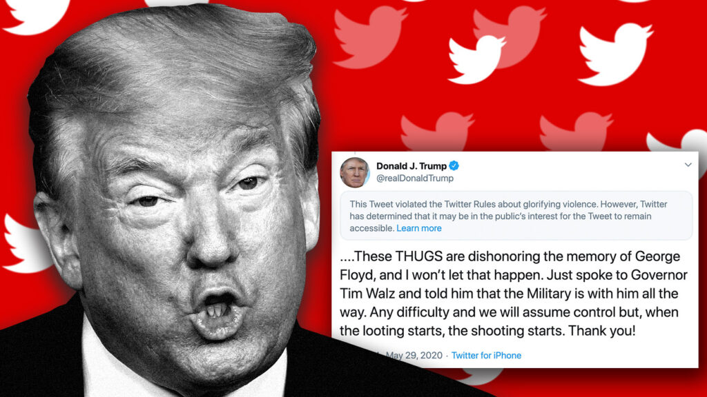 Twitter, Trump'ın Ölmesini İsteyen Kullanıcıları Banlayacak
