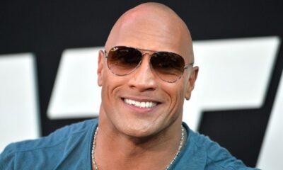 Dwayne 'The Rock' Johnson Biden'ı başkan olarak onayladıktan sonra Instagram rekoru kırdı!