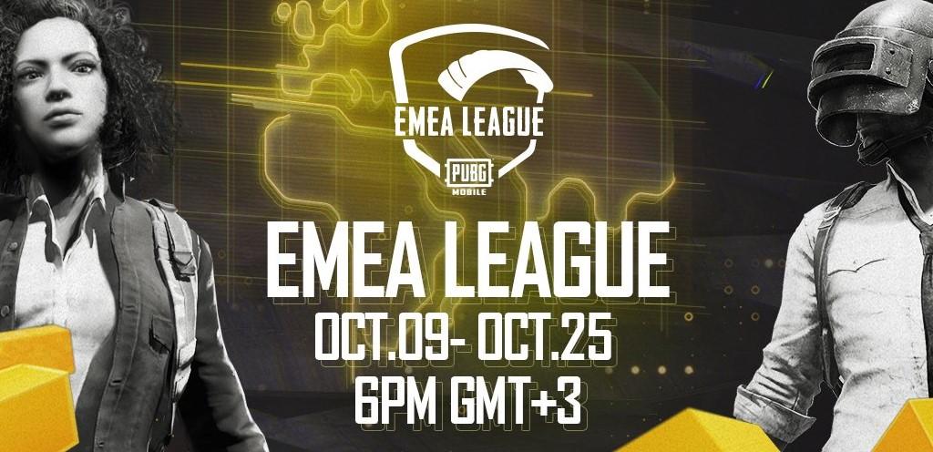 PUBG Mobile EMEA League 2020 Nasıl İzlenir? Lig Detayları