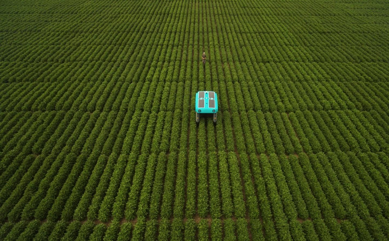 Google Ay İçin Çiftlik Robotu Yapıyor