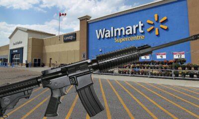 ABD Perakende Devi Walmart Silah Satışını Durdurdu