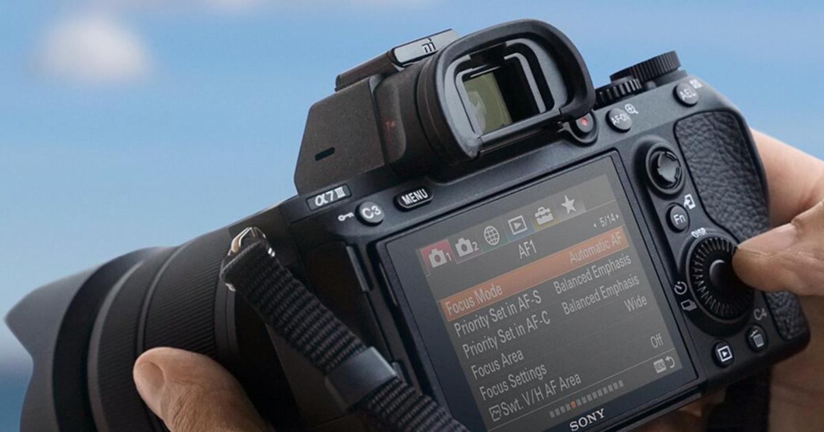 Sony, Nikon, Canon İçin En İyi Black Friday Kamera Fırsatları