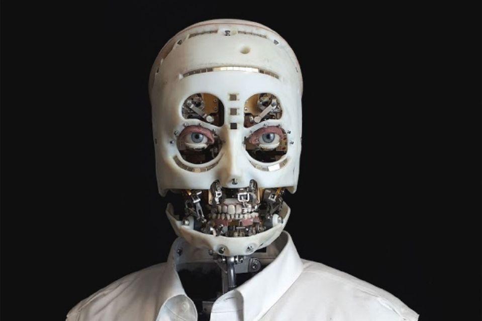 Disney Korkutucu Bir Animasyon Robotu Üzerinde Çalışıyor