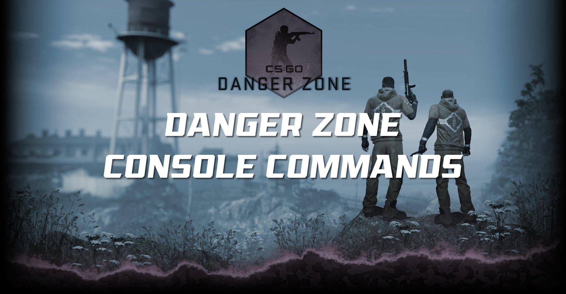 CSGO Danger Zone Konsol Kodları