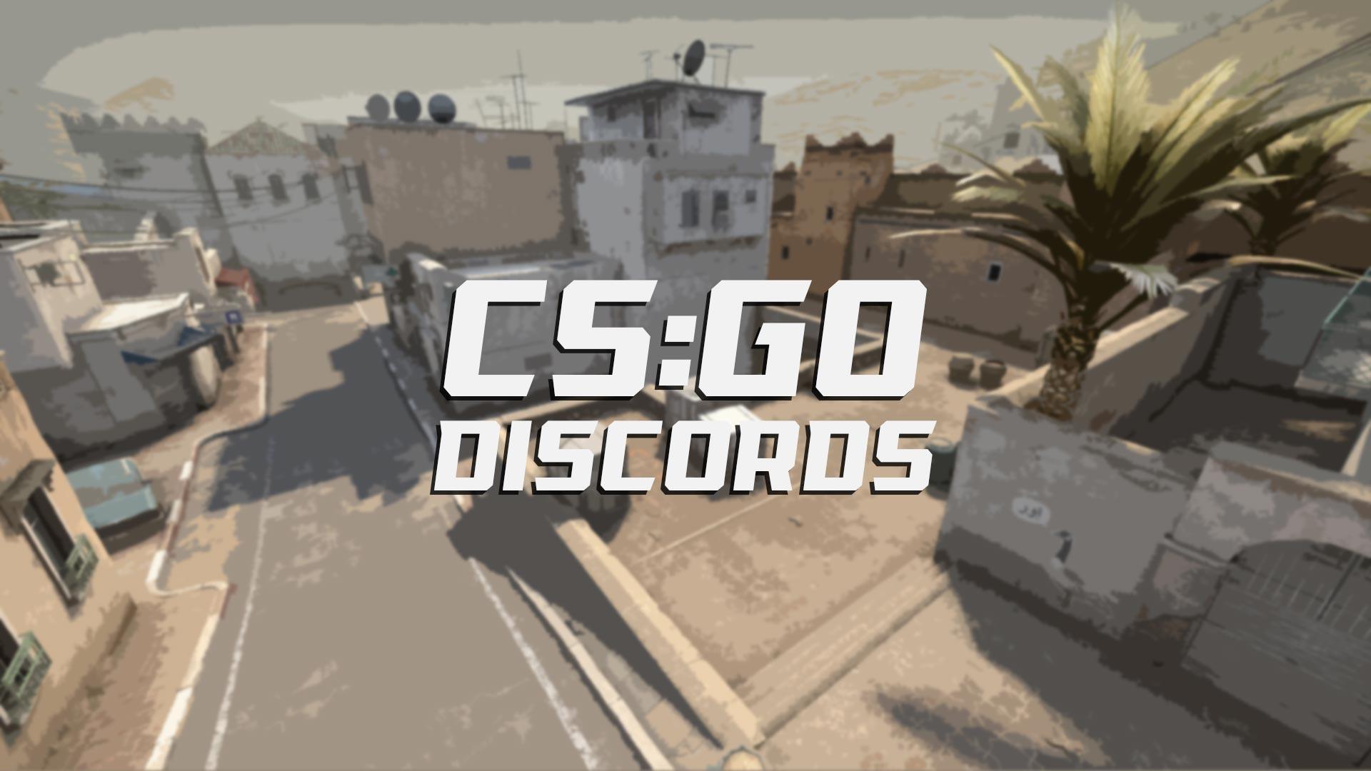 CSGO Discord Sunucuları (2021)