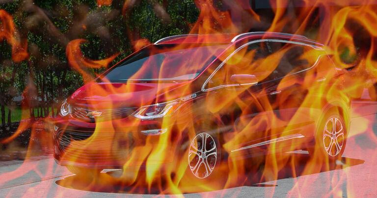 General Motors Batarya Yangınları Nedeniyle 69.000 Elektrikli Aracı Geri Çağırdı