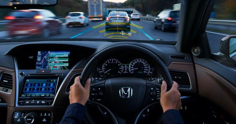 Honda Birinci Seviye 3 Otonom Araç Satmaya Başlayacak