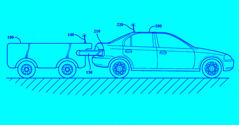 Toyota Aracınızı Şarj Eden Drone Patentini Aldı