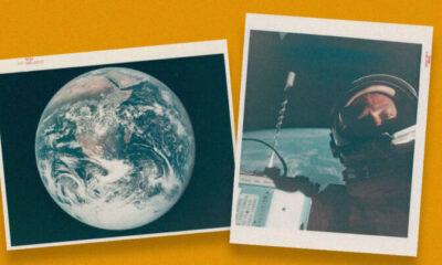 Uzayda Çekilen İlk Selfie Satılığa Çıktı