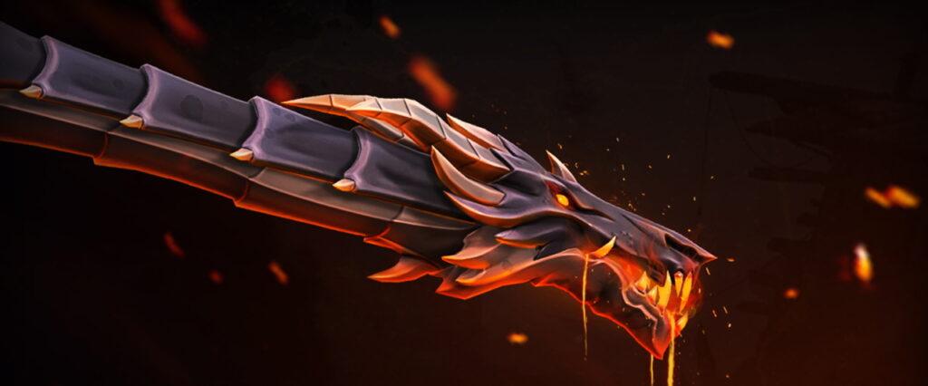 Valorant'ın ilk Ultra Sürümü kaplamaları silahlarınızı ejderhalara dönüştürür