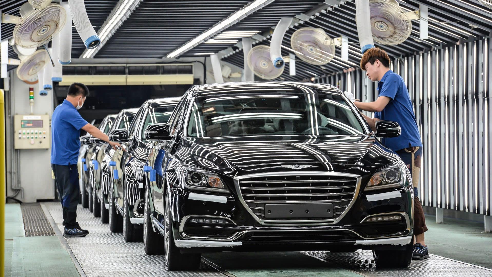 Hyundai Ve Kia 210 Milyon Dolar Ceza Ödeyecek
