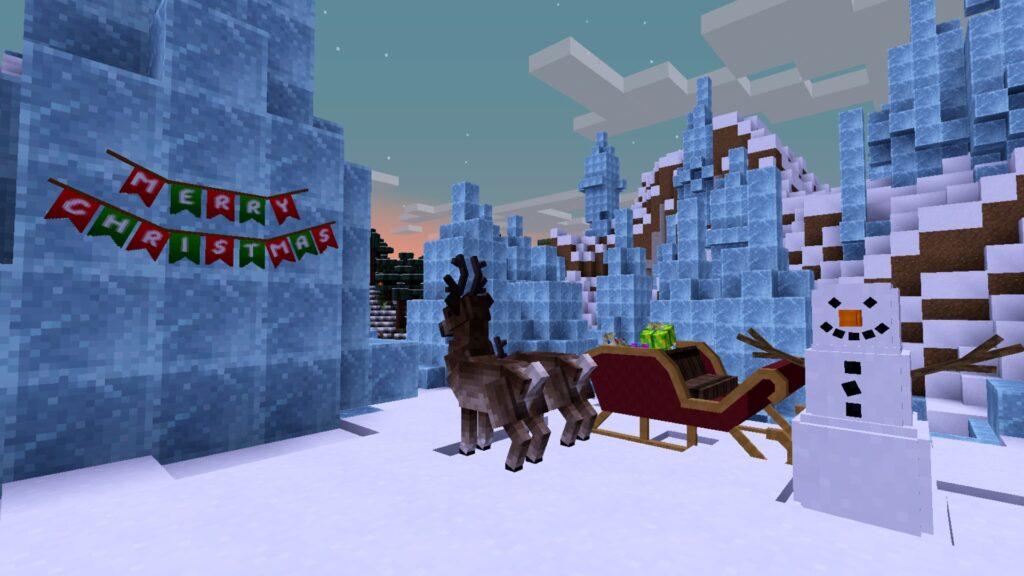 Minecraft Noel: tatilinizi aydınlatmanın en iyi yolları