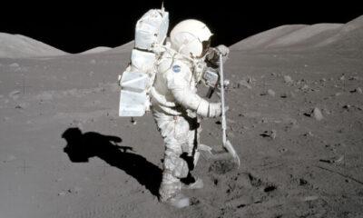 NASA 1 Dolara Ay Tozu Satın Alıyor