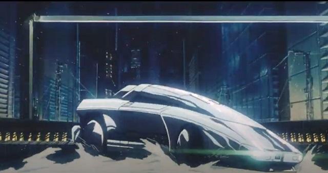 cyberpunk 2077 filmleri ghost in shell