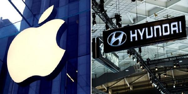 Apple, Hyundai Motor ile otonom elektrikli otomobil üretimi konusunda ortaklık anlaşması imzalayacak