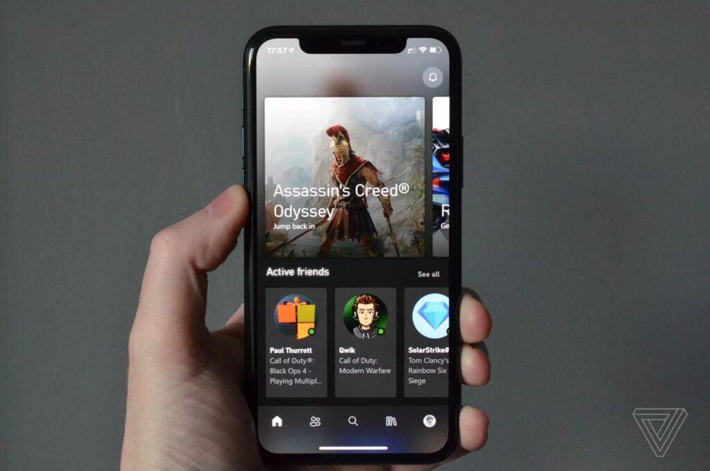 Microsoft'un Yeni Xbox Uygulaması, Xbox One Oyunlarını İphone'unuzda Yayınlamanıza İzin Verecek