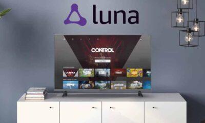 Amazon Luna Açıldı