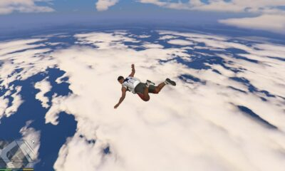 GTA 5 Paraşüt Nasıl Açılır?