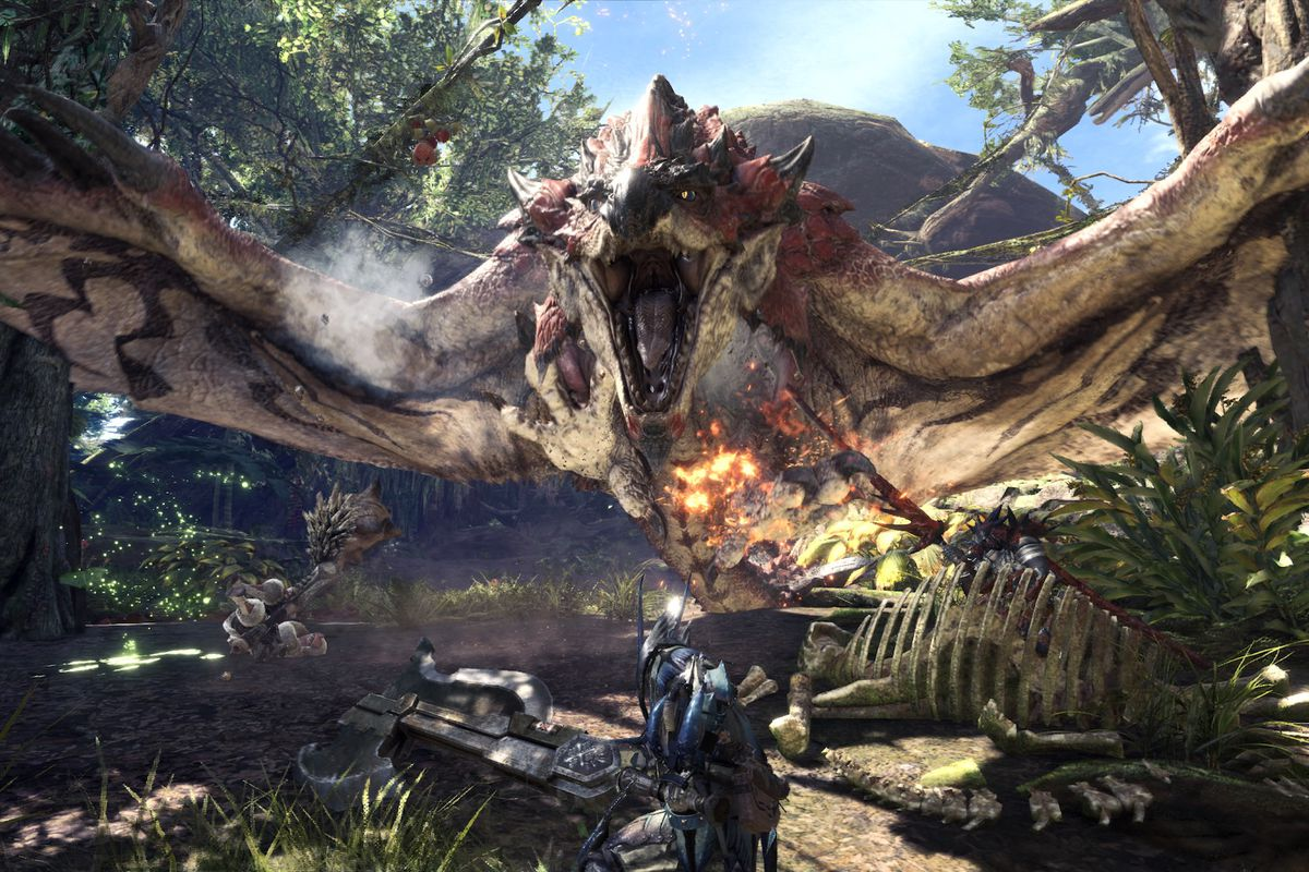 Monster Hunter World Sistem Gereksinimleri 2021