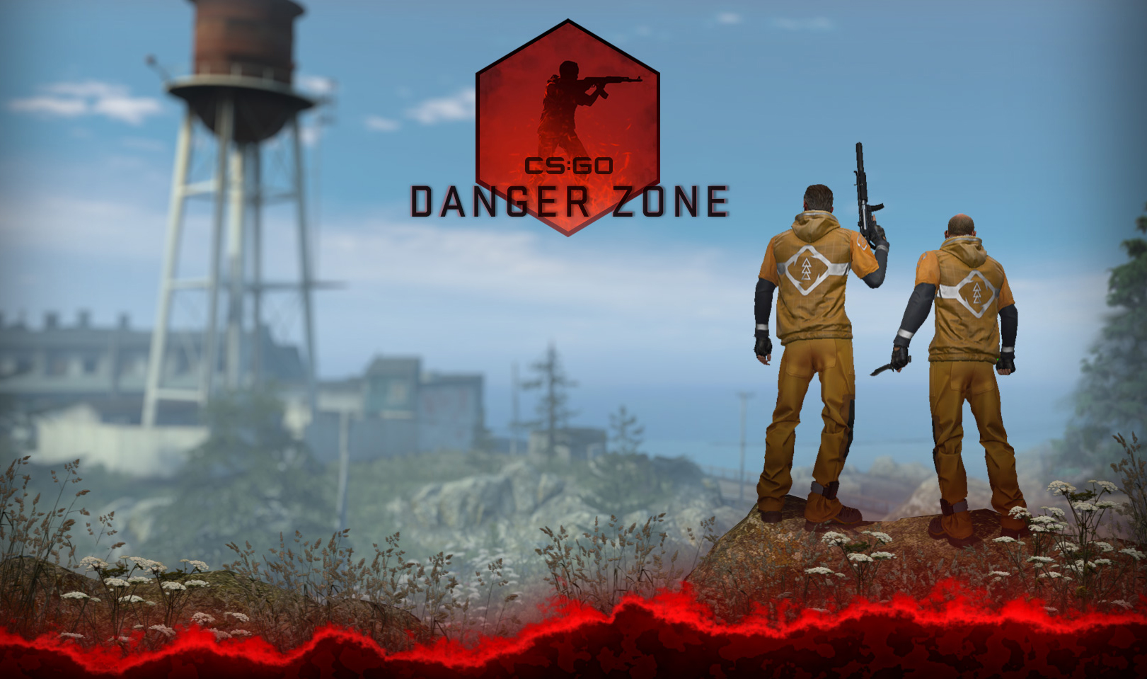 CSGO Danger Zone Rankları
