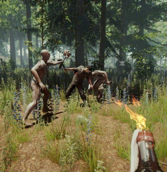 The Forest Hile Kodları