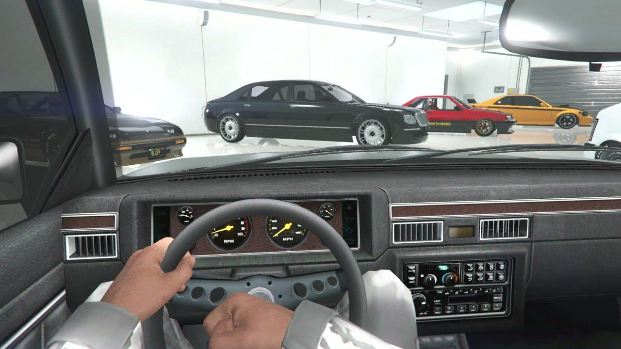 GTA 5 Korna Tuşu