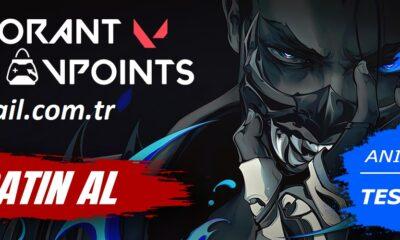 Valorant Point (VP) Satın Al